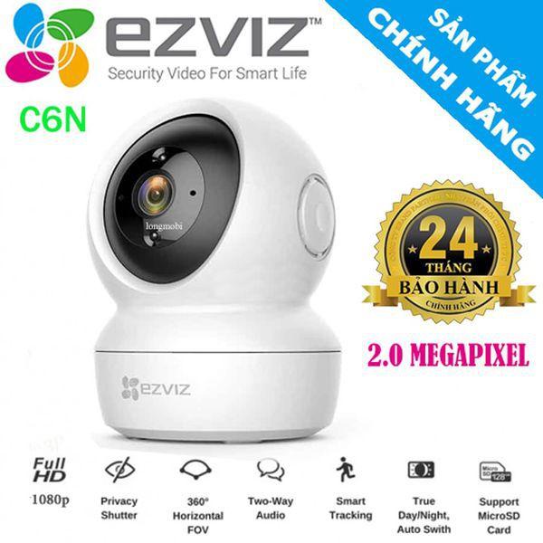 CAMERA WIFI 360 EZVIZ C6N 1080P