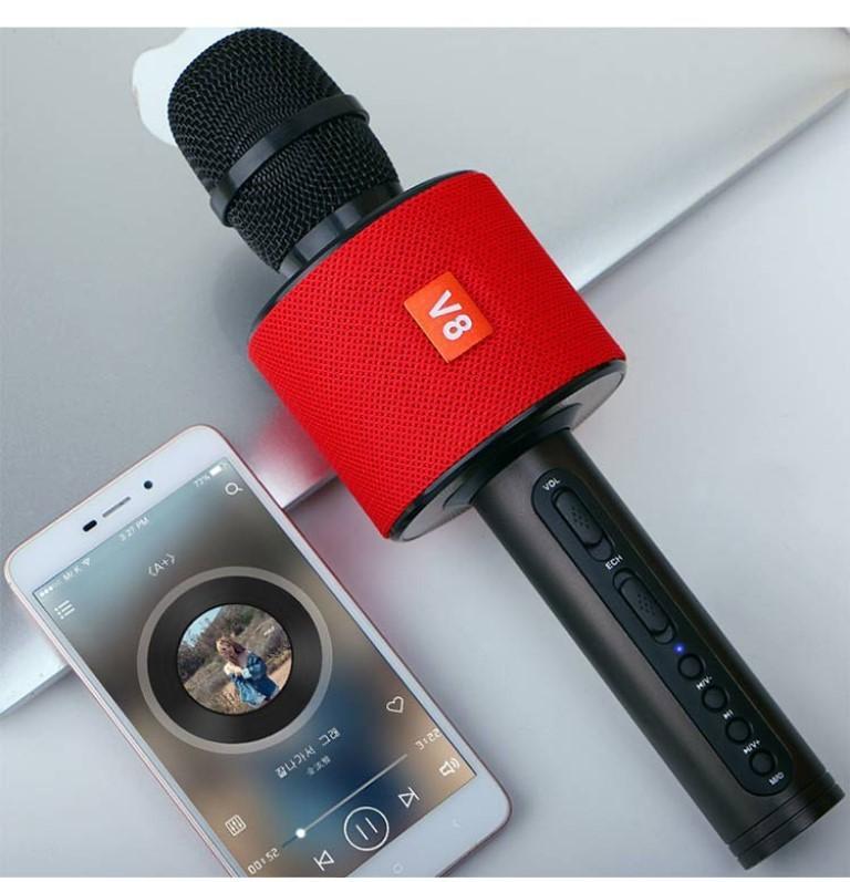 Micro Karaoke V8