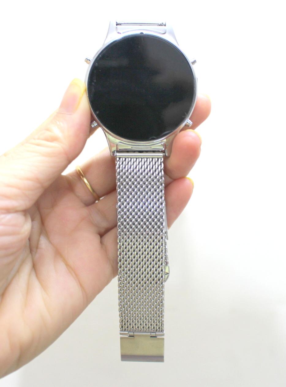 Đồng hồ thông minh dây thép TWJ4