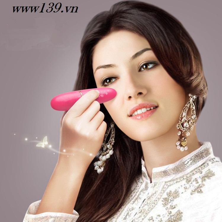 Bút masaage mắt và da mặt Beauty 208 (Trắng)