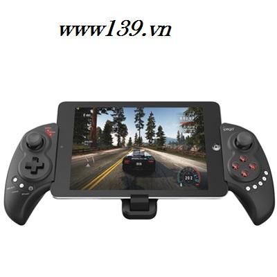 Tay cầm chơi game Bluetooth PG-9023 (Đen)