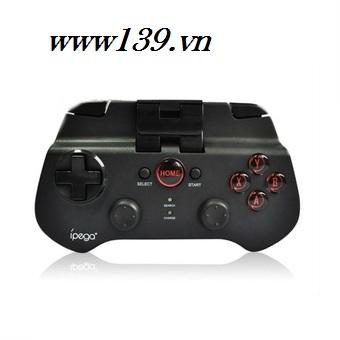 Tay cầm chơi game bluetooth PG-9017S (Đen)