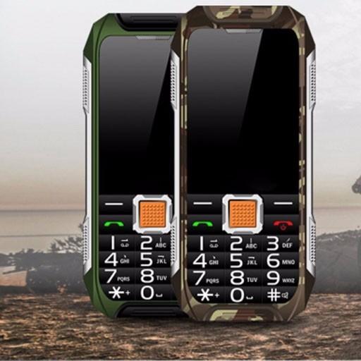 Điện thoại 4 sim 4 sóng landrover K999