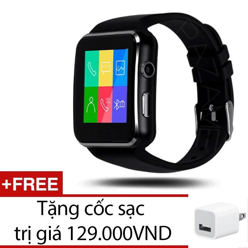 Đồng hồ thông minh Smart Watch X6 màn hình cong