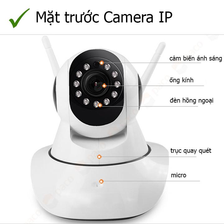 Camera IP wifi giám sát 360 độ Kye
