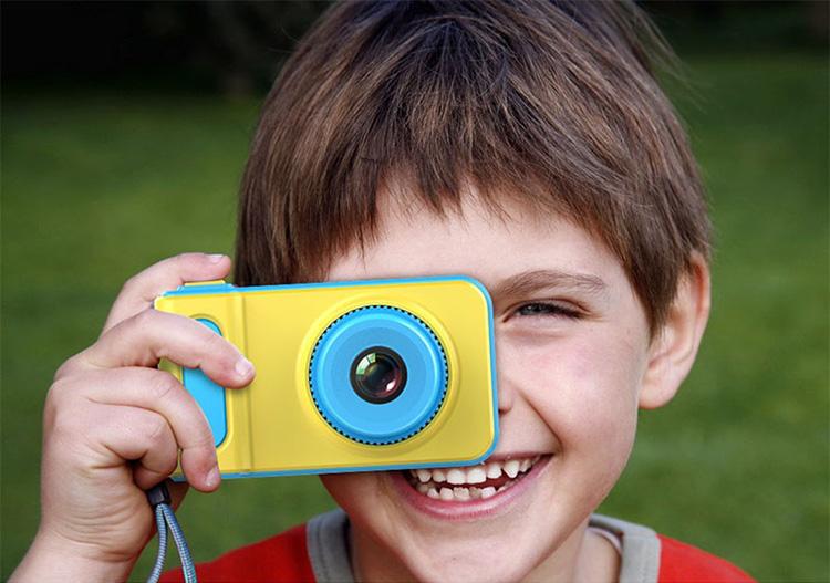 Kids Camera (Máy chụp hình trẻ em)
