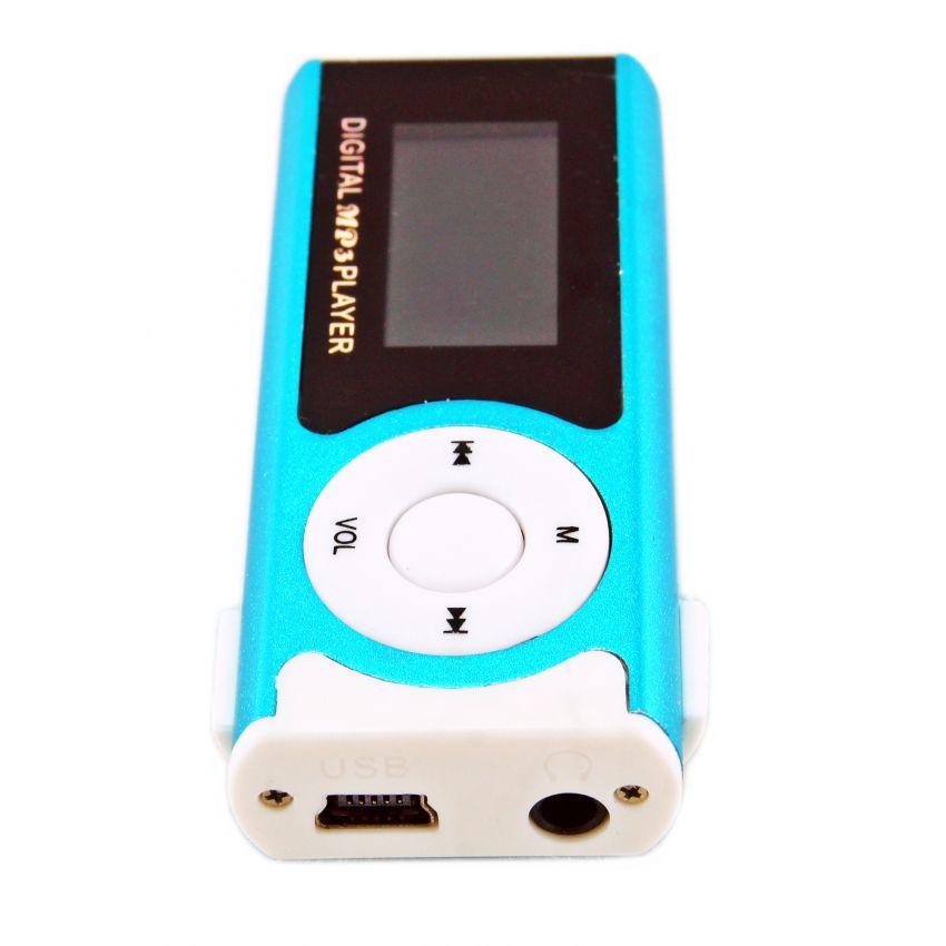 Máy nghe nhạc Mp3 có màn hình LCD và loa ngoài