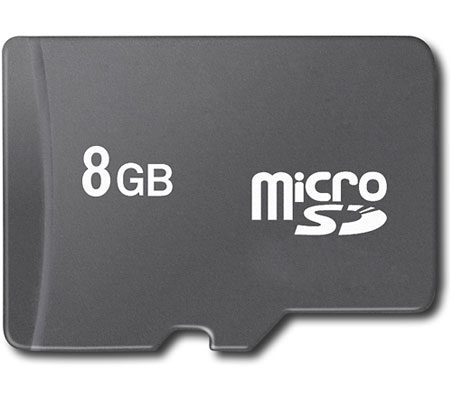 Thẻ nhớ micro SD 8G
