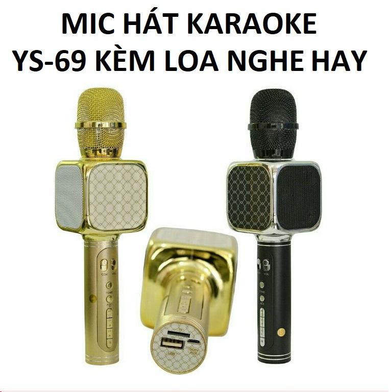 Micro karaoke YS69