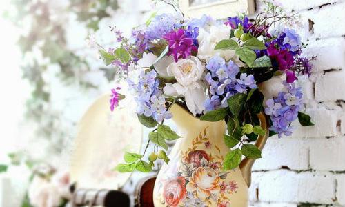 Cây, hoa điểm nhấn trong nhà và yếu tố phong thủy