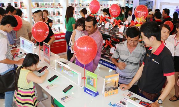 FPT Shop vào Top 10 nhà bán lẻ hàng đầu