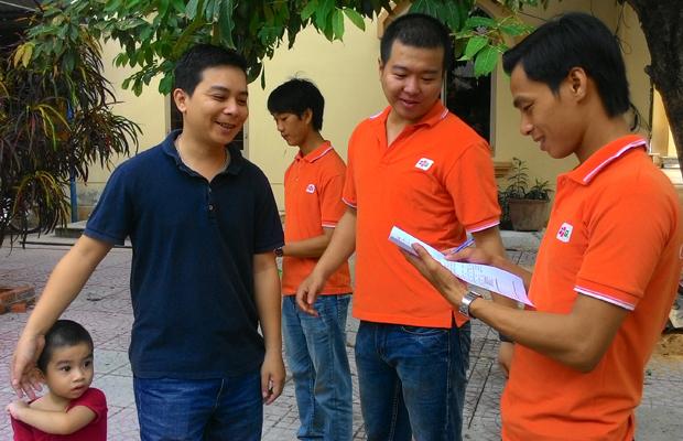 'Cáo' Quảng Nam đẩy mạnh kinh doanh mừng sinh nhật
