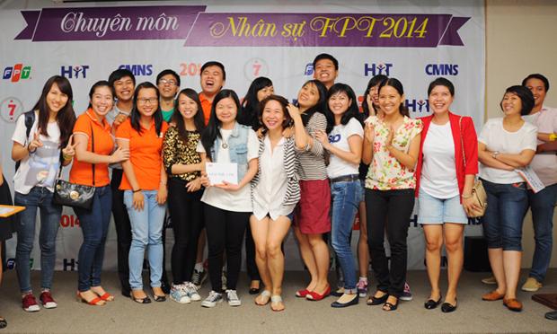 FPT Telecom tổ chức hội thảo Nhân sự