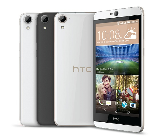 HTC Desire 826 ra bản nâng cấp
