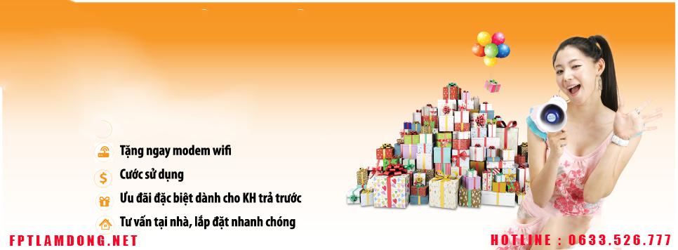 Khuyến Mãi Đặc Biệt Tháng 6 –  2015 FPT Lâm Đồng