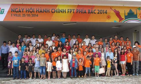 Hơn 130 cán bộ tham dự Ngày hội hành chính