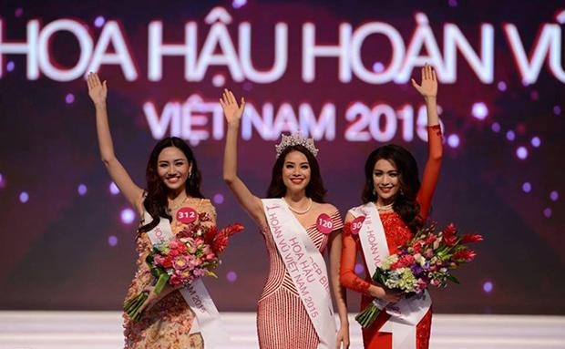 Nữ sinh FPT là Á hậu 2 Hoa hậu Hoàn vũ 2015