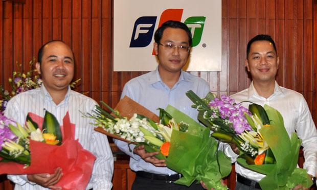 Tam khôi FPT 2015 trả lời trực tuyến trên Chungta.vn