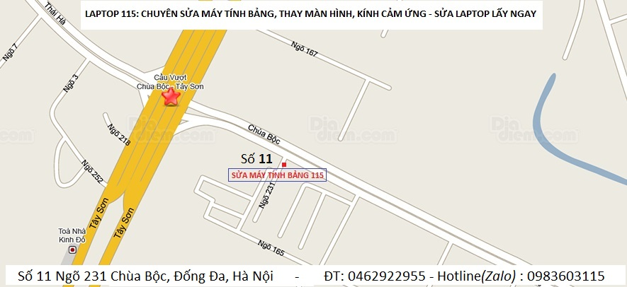 sua may tinh bang 115