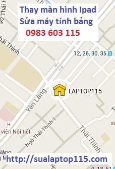 Chỉ đường đến Laptop115