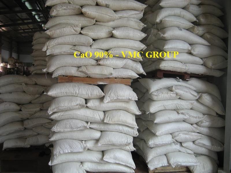 Mua Bán CaO 90% - Vôi Bột Giá Rẻ Tại Thừa Thiên Huế