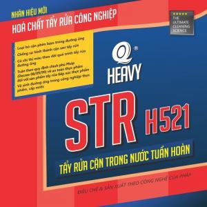 CHUYÊN CUNG CẤP STR H521, TẨY RỬA CẶN TRONG NƯỚC TUẦN HOÀN GIÁ TỐT NHẤT