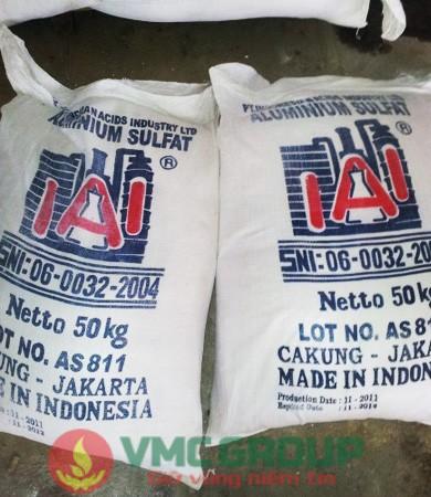 PHÈN NHÔM INDONESIA – AL2(SO4)3 DTP GIÁ TỐT NHẤT THỊ TRƯỜNG.