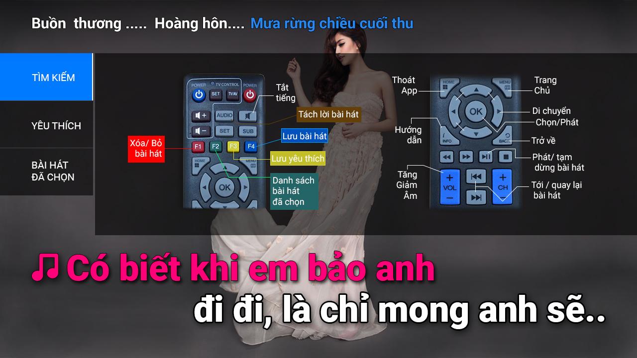 Truyền hình FPT bổ sung tính năng Karaoke - KaraTivi FPT