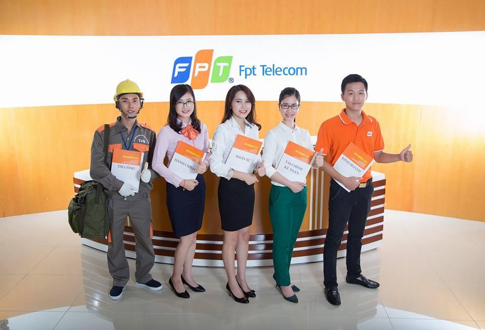 FPT Ninh Bình tuyển dụng nhân viên tại nhiều vị trí - FPT Telecom
