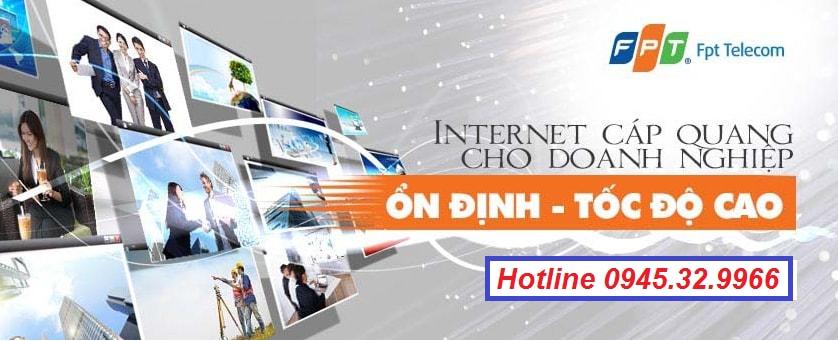 Lắp mạng FPT Hà Nam