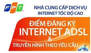 Khuyến mại lắp đặt Internet Cáp Quang và Truyền Hình FPT HD