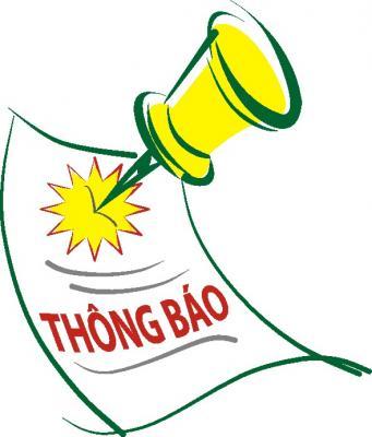 Thông báo nhân viên nghỉ việc: Phạm Vũ Minh Châu