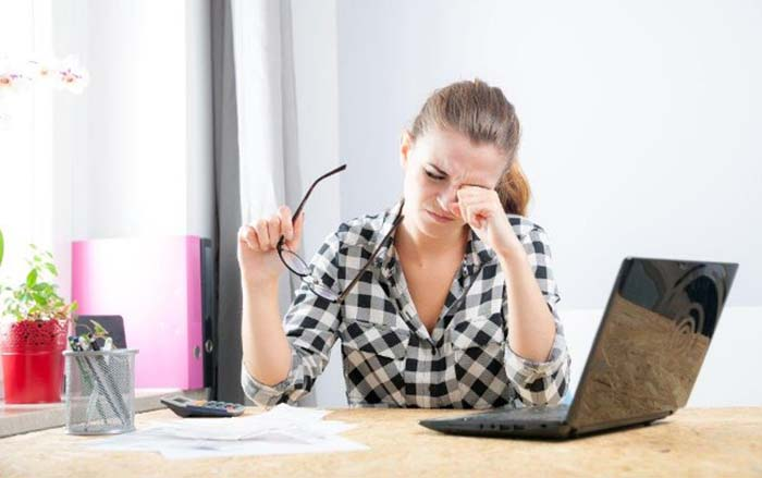 6 Căn bệnh mà dân văn phòng thường mắc phải