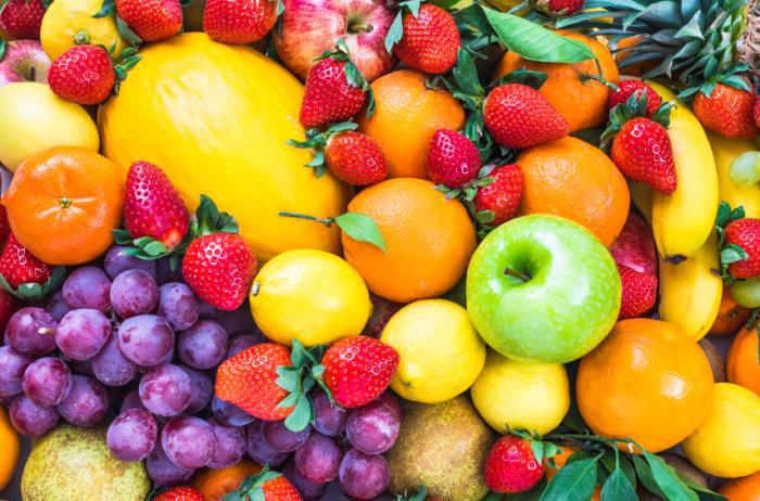 Hoa quả là loại thức ăn giàu vitamin và dưỡng chất