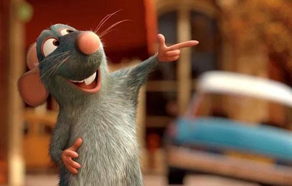 Cách khử mùi hôi của chuột