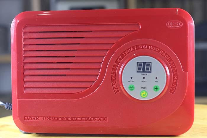 Máy ozone khử độc thực phẩm BKST
