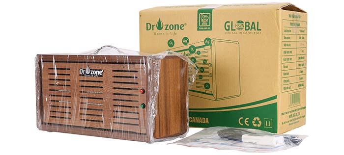 thiết bị khử mùi ozone Dr.air a2