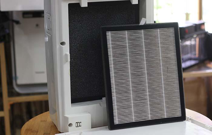 màng lọc máy khử mùi, lọc không khí VLT03