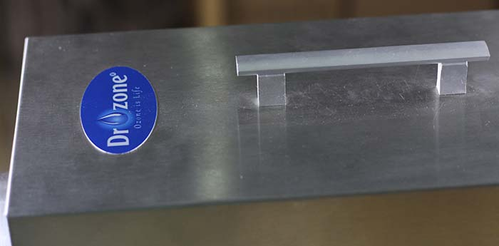 thiết kế của máy khử mùi ozone C4