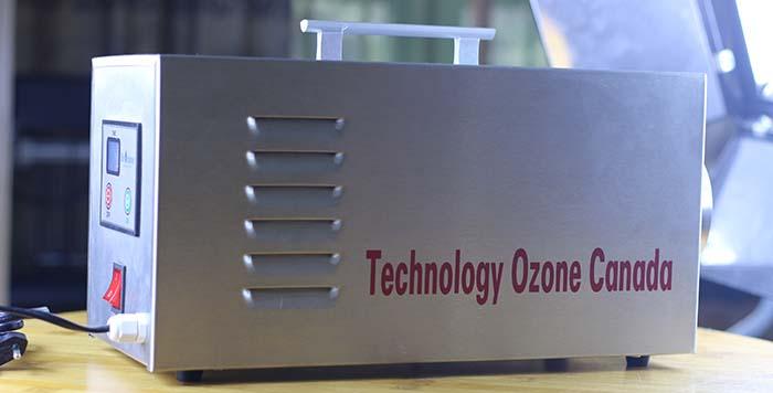 Máy khử mùi ozone C2