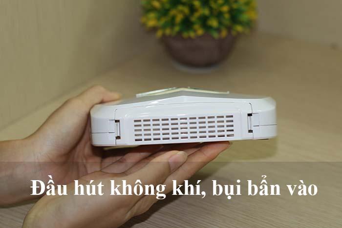 Công nghệ ozone khử mùi