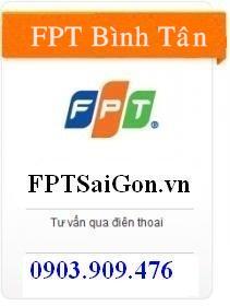 Đăng ký cáp quang fpt Quận Bình Tân