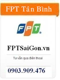 Đăng ký cáp quang FPT Quận Tân Bình