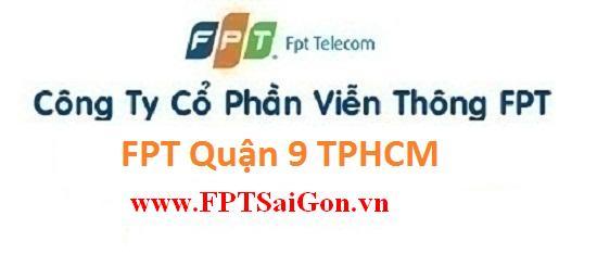 Đăng ký internet fpt Quận 9