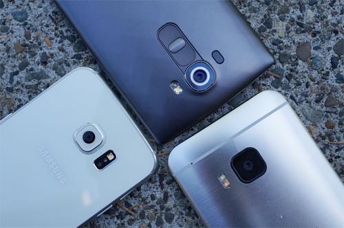 2015 là năm của camera trên điện thoại Android