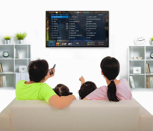 Truyền hình fpt : công nghệ mới 2.3