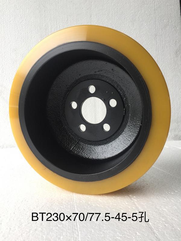 Bánh xe nâng điện BT - Bánh xe nâng PU