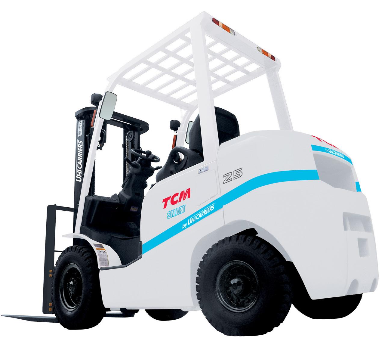 Xe nâng dầu Hiệu Unicarriers (TCM) tải trọng 1500kg