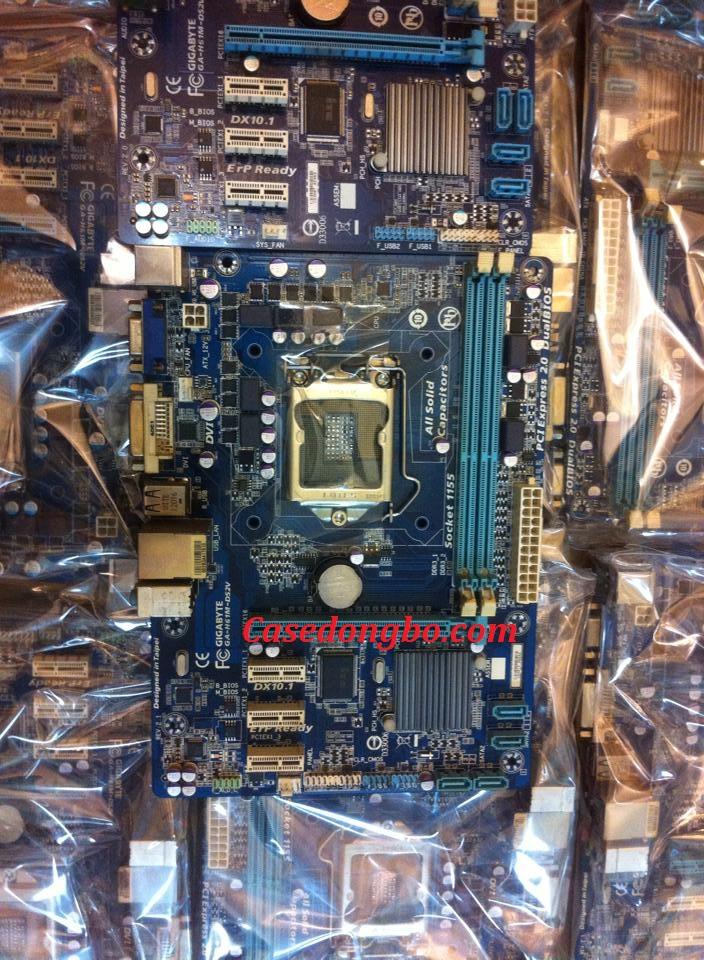 Main gigabyte H61 cũ