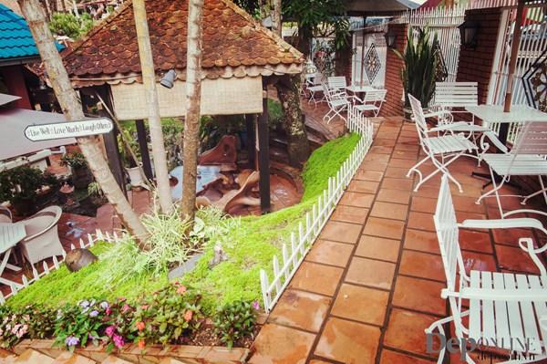 Say lòng với 4 quán cà phê ở Đà Lạt